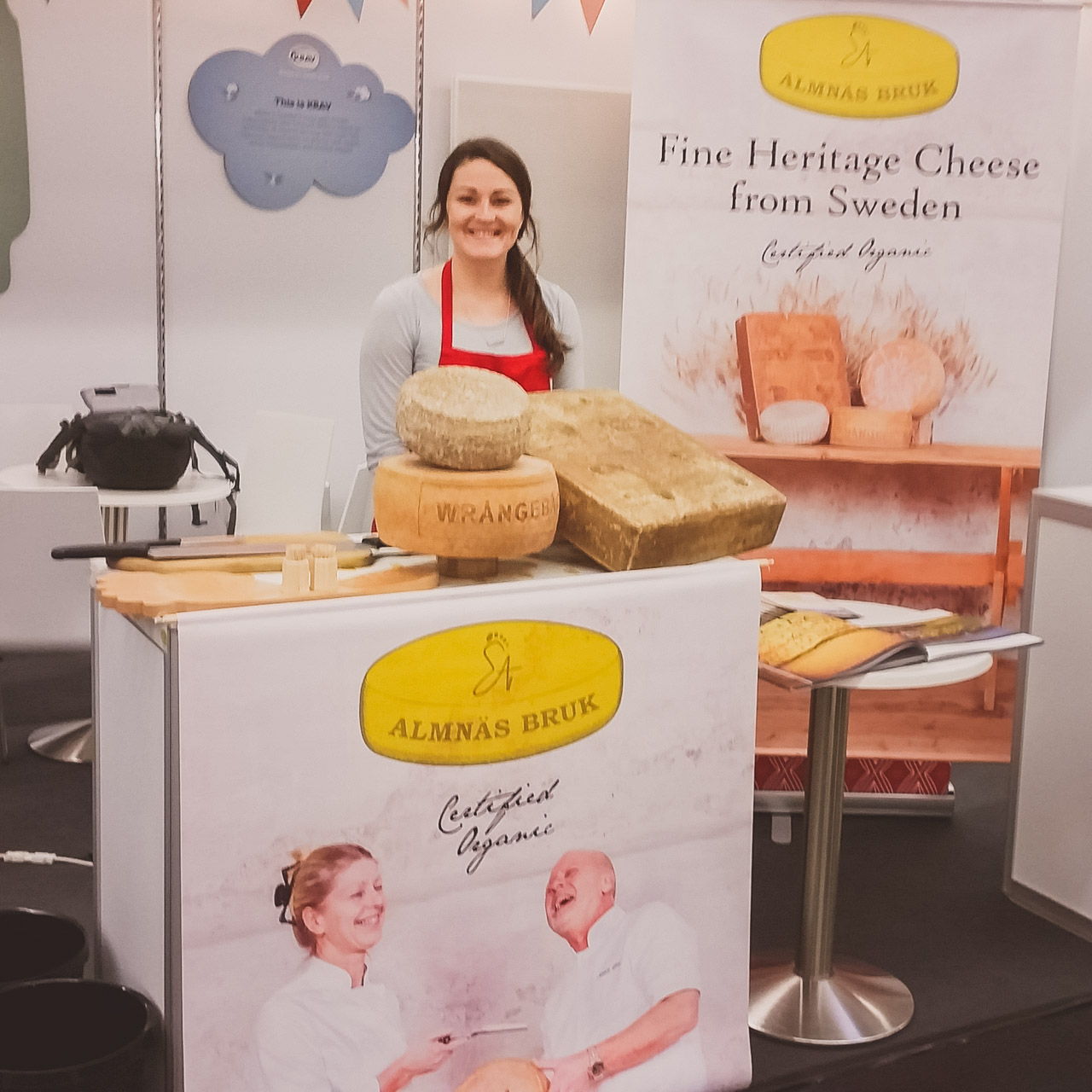 Exhibiting at Biofach - the worlds largest organic fair