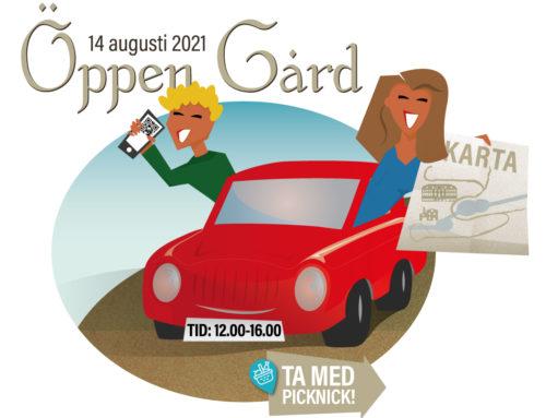 (Svenska) Varmt välkomna till Almnäs mellan 12.00 och 16.00! Var med och tävla om en hel Wrångebäcksost!